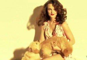 Leighton Meester super pictorial in Vanity Fair