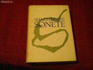 Poezii de William Shakespeare – Sonete