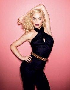 Gwen Stefani hot in revista Elle UK