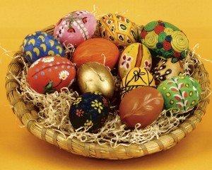 Oua decorate pentru Paste – Modele de oua pentru Paste – Idei originale de oua vopsite pentru Paste