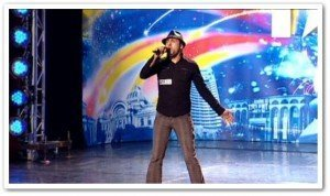 """Video – Tarky la """"Romanii au talent"""""""