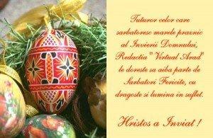 Felicitari de Paste 2011 – Urari si Mesaje frumoase pentru cei dragi