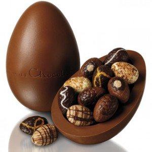 Oul de ciocolata – Modele si idei pentru Paste