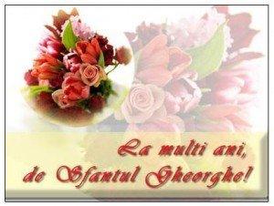 La Multi Ani de Sf. Gheorghe! – Felicitari si Urari de Sf. Gheorghe