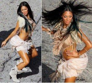 "Imagini din culise: Nicole Scherzinger feat. 50 Cent – ""Right There"""
