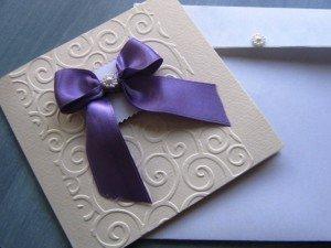 Invitatii de nunta 2011 – Modele frumoase de invitatii