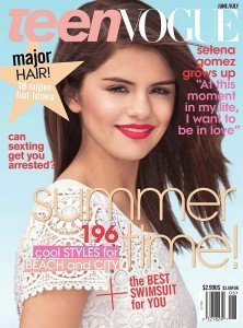 Selena Gomez – pictorial in Teen Vogue