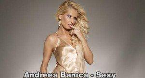 "Versuri Andreea Banica – ""Sexy"""