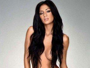 Nicole Scherzinger in ipostaze sexy. Poze topless cu Nicole Scherzinger.
