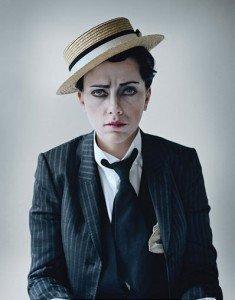 Scarlett Johansson pictorial in W Magazine