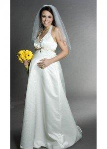 5 modele noi rochii de mireasa pentru gravide