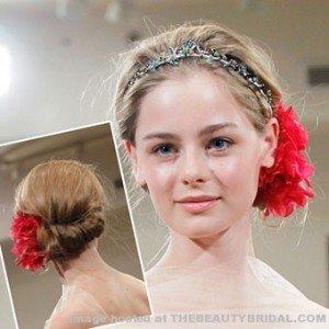 Cocuri elegante pentru mirese 2011 Cele mai noi idei de cocuri pentru nunta