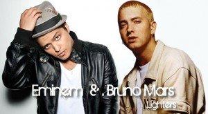 "Versuri Bruno Mars & Eminem – ""Lighters"""
