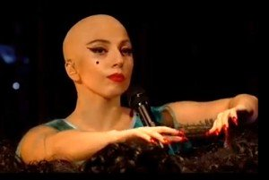 Poze cu Lady Gaga cheala