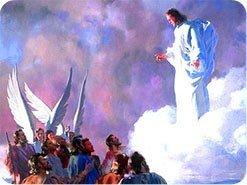 Hristos s-a inaltat! Inaltarea Domnului – Sarbatoare