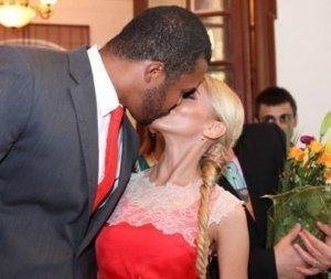 Poze de la nunta lui Cabral si a Andreei Patrascu