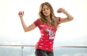 VIDEO: Jennifer Lopez reclama pentru bere
