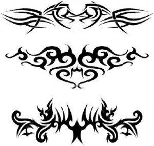 Design-uri de tatuaje tribale pentru fete – Idei si modele de tatuaje tribale 2013