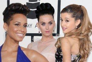 Grammy Awards 2014: Vezi cele mai elegante coafuri ale vedetelor!