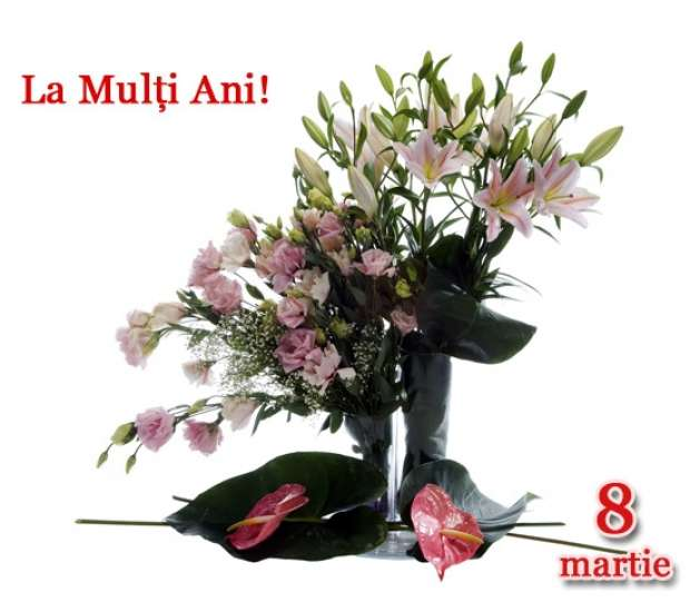 felicitari - urari- 8 martie