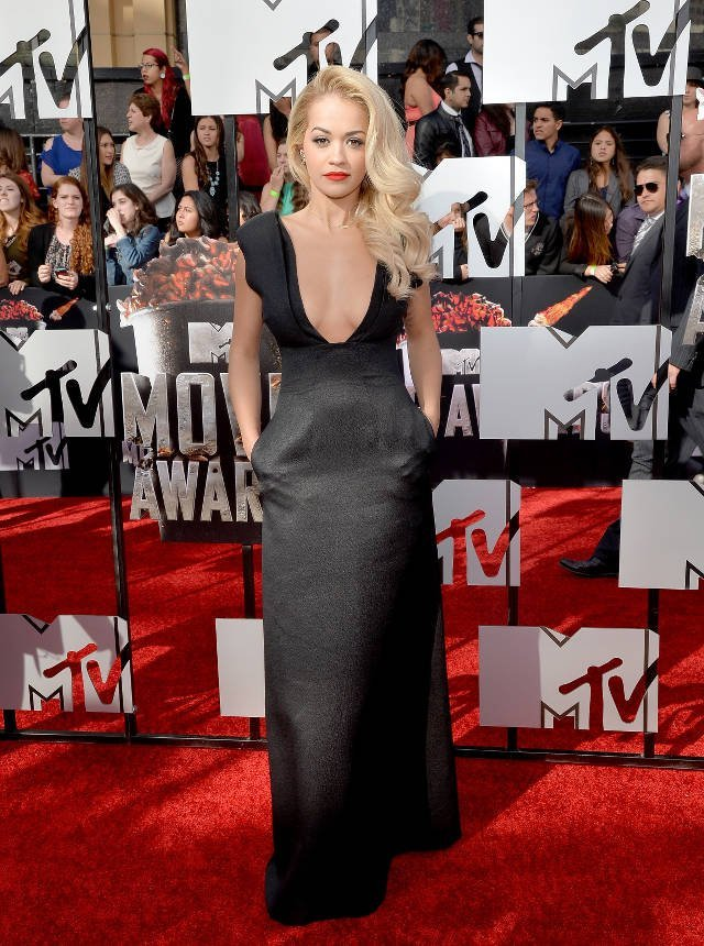 MTV Movie Awards 2014 - Best and Worst Dressed1mm