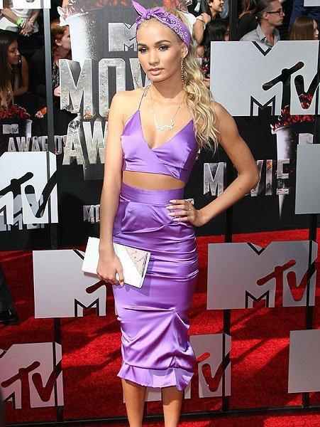vedete bine imbracate la MTV movie awards10