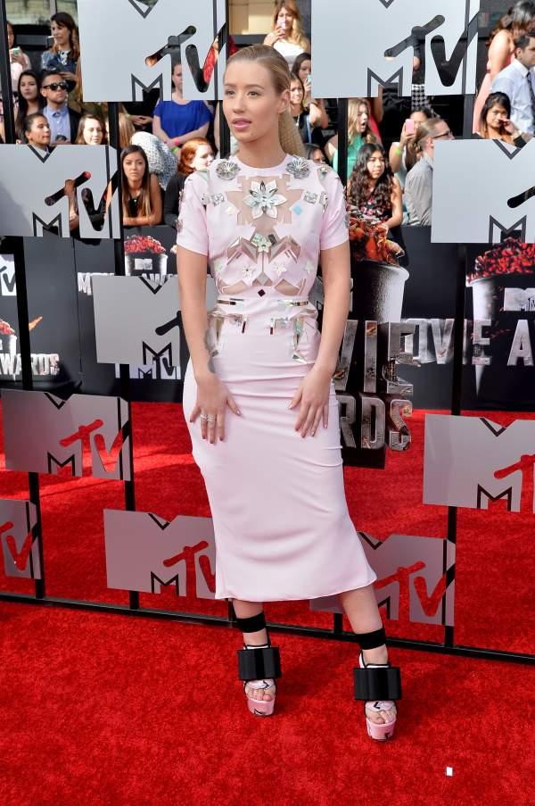vedete bine imbracate la MTV movie awards1089
