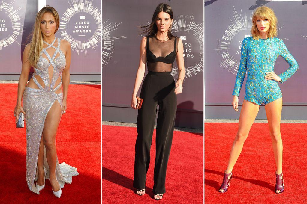VMA 2014-vedete pe covorul rosu