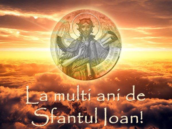 Mesaje Sf Ioan, urari sf ion, felicitari sf ioan botezatorul67