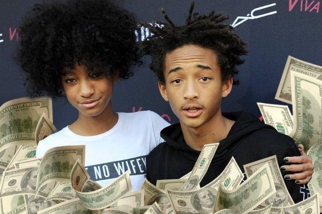 adolescenti bogati