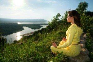 Meditația, soluția pentru durere?