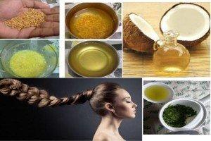Remedii pentru creșterea părului